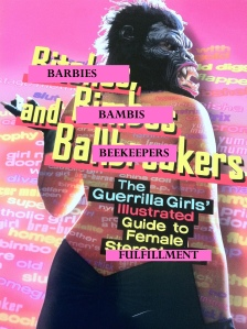 GUERILLA GIRLS B----  DETOURNED